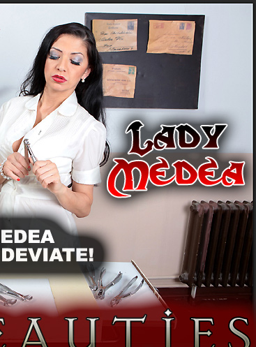 german mistress and clinical bizarre lady medea fox